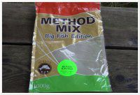 Feederezés IQBaits Method Mix etetőanyaggal