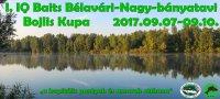 I. IQ Baits Bélavári-Nagy-bányatavi Bojlis Kupa