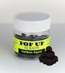 IQ Baits Pop Up - Halibut-Squid